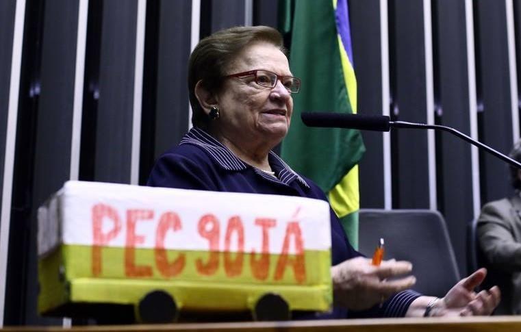 Senado aprova PEC da inclusão do transporte no grupo de direitos sociais em primeiro turno