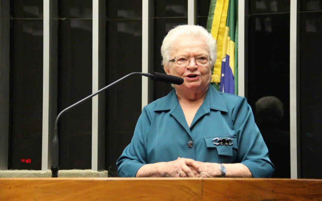 Deputada Erundina apresenta novo PL que altera composição do Conselho Nacional de Assistência Social