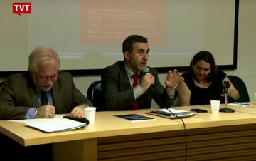 Seminário Internacional Regulação da Mídia e Liberdade de Expressão