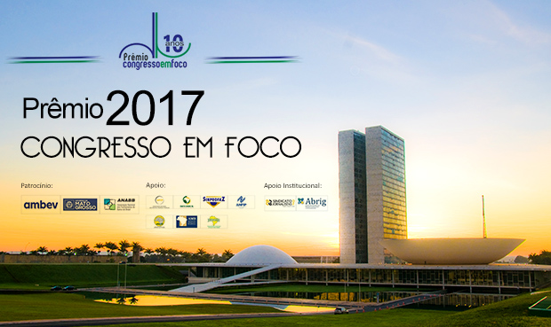 Prêmio Congresso em Foco 2017