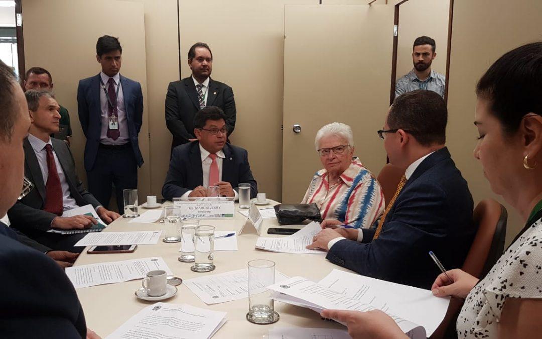 Subcomissão se reúne para tratar sobre Centro de Lançamento de Alcântara